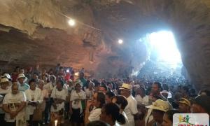 06 de Agosto é dia de ir à Gruta da Lapinha de Bom Jesus, Tradição que Atravessa Gerações