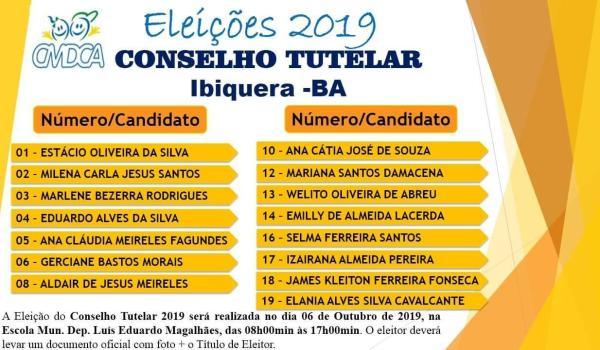 Imagens da O Conselho Municipal dos Direitos da Criança e do Adolescente divulga lista de candidatos para concorrer na Eleição do Conselho Tutelar