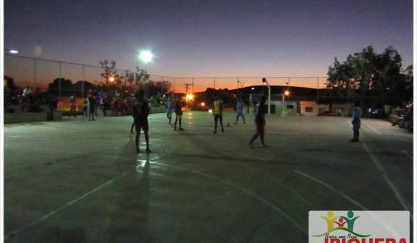 Imagens da Prefeitura Municipal e Secretaria de Assistência Social Realizam III Campeonato Infanto-Juvenil em Ibiquera
