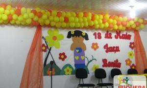 Campanha Faça Bonito: A prefeitura Municipal de Ibiquera Realizou uma Palestra Sobre Abuso e Exploração Sexual de Crianças e Adolescentes