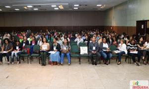 A Secretária Municipal de Assistência Social Geiza Line Participou do Seminário Proteja Bahia realizado pelo Governo do Estado em Salvador
