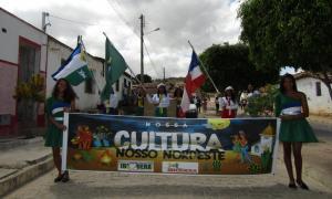 Após quase vinte anos Ibiquera volta a ter o Desfile Cívico de 7 de Setembro