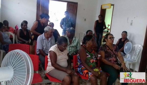 CRAS realizou o I Encontro do SCFV com Grupo de Idosos do projeto