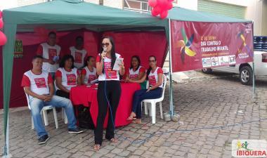 Dia Mundial de Combate ao Trabalho Infantil Tem Ações para Sensibilização Civil no município de Ibiquera