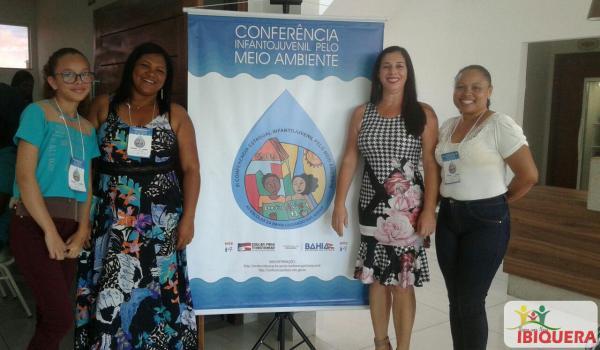 Educação: Ibiquera participa de Conferência Territorial em Itaberaba