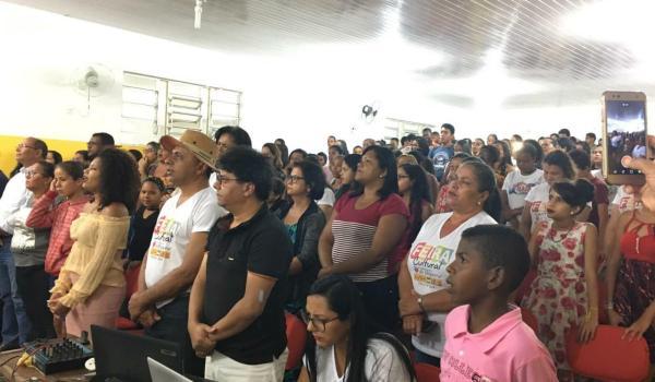 Escolas da Rede Municipal festejam aniversário de Ibiquera com muita diversidade cultural.