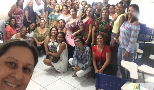 Ibiquera participa da Formação para coordenadora e formadora local do PACTO/PNAIC em Itaberaba