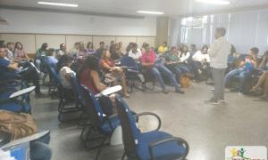 Gestores do PDDE interativo do Município de Ibiquera participam de formação em Salvador.
