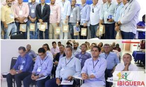 O prefeito Ivan Almeida se reuniu com dezesseis prefeitos da região para a formação do Consórcio de Saúde