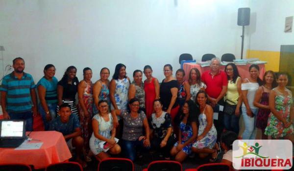 """O Programa """" Formação pela Escola"""" ganha novas Turmas em Ibiquera"""