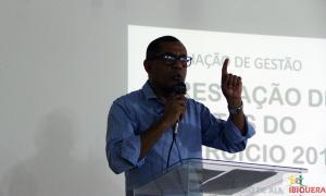 Prefeito Dr. Ivan Almeida Presta Contas do Exercício de 2017 em Reunião Pública