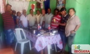 Prefeito Ivan Almeida Faz Visita de Rotina na Zona Rural do Município de Ibiquera