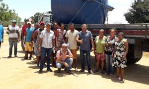 Prefeito Ivan Almeida Visita Assentamento Munduri e Leva Novidades para Comunidade