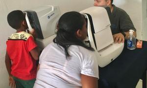 """Prefeitura de Ibiquera realiza 547 atendimentos oftalmológicos em parceria com a Associação """"Olhar Pelo Próximo"""""""