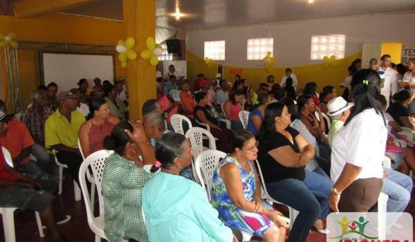 PREFEITURA DE IBIQUERA REALIZA II FEIRA DE SAÚDE E DISPONIBILIZA DIVERSOS ATENDIMENTOS À COMUNIDADE