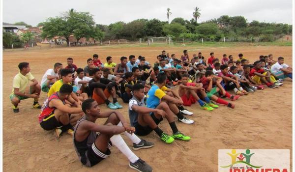 Prefeitura de Ibiquera realiza primeira seletiva esportiva da história do município