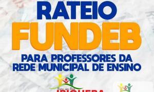 Prefeitura Municipal de Ibiquera realizou rateio do FUNDEB