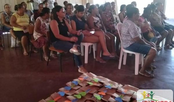Prefeitura Municipal em Parceria com a Secretaria de Saúde de Ibiquera promove Ações para Hipertensos e Diabéticos do Município