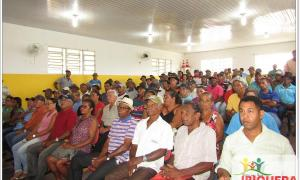 Prefeitura realiza entrega do Certificado de Cadastro Estadual Florestal de Imóveis Rurais