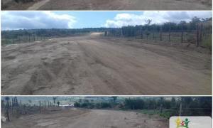 Relembre as obras realizadas nas estradas vicinais de Ibiquera em 2018