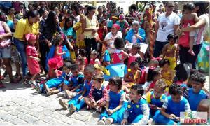 Secretaria de Educação e Escolas Municipais se unem em ação coletiva para culminância de projeto (Dia do Livro e dia do Índio)