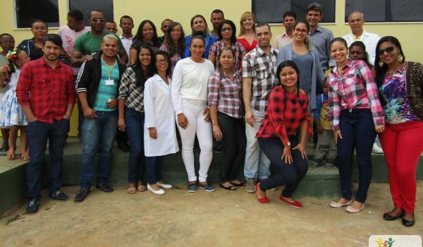 Secretaria de Saúde Realiza o Arraiá da Saúde com Diversidade de Atendimentos, Sorteios de Balaios e Muito Forró Pé de Serra.