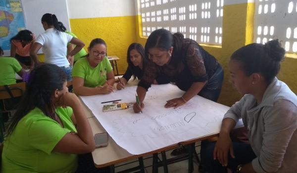 Secretária Municipal de Educação inicia atividades de formação dos professores do Ciclo de Alfabetização do PNAIC
