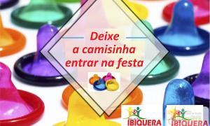 SECRETARIA MUNICIPAL DE SAÚDE DE IBIQUERA-BAHIA INTENSIFICA DISTRIBUIÇÃO DE PRESERVATIVOS DURANTE FESTA DE ANIVERSÁRIO DA CIDADE