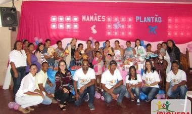 Secretaria Municipal de Saúde de Ibiquera Realiza Evento com Grupo de Gestantes